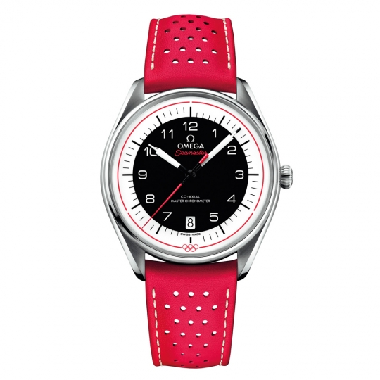 "Seamaster ""Olympic Official Timekeeper"""